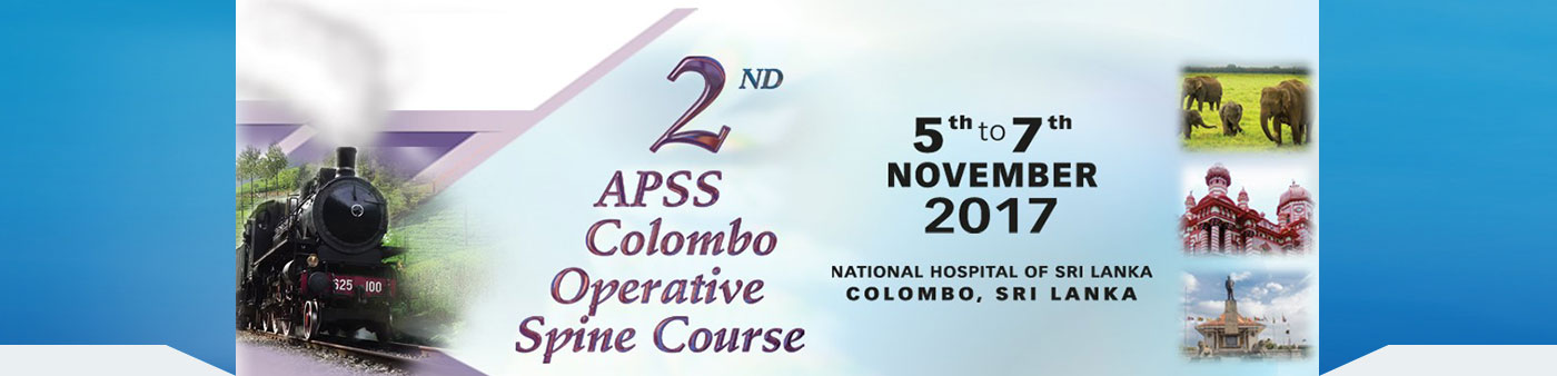 2nd Colombo Operative Spine Course
