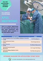 APSS Medtronic Clinical Fellowship