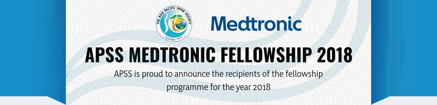 APSS-Medtronic Fellowship 2019