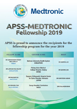 APSS-SICOT Spine Fellowship 2019