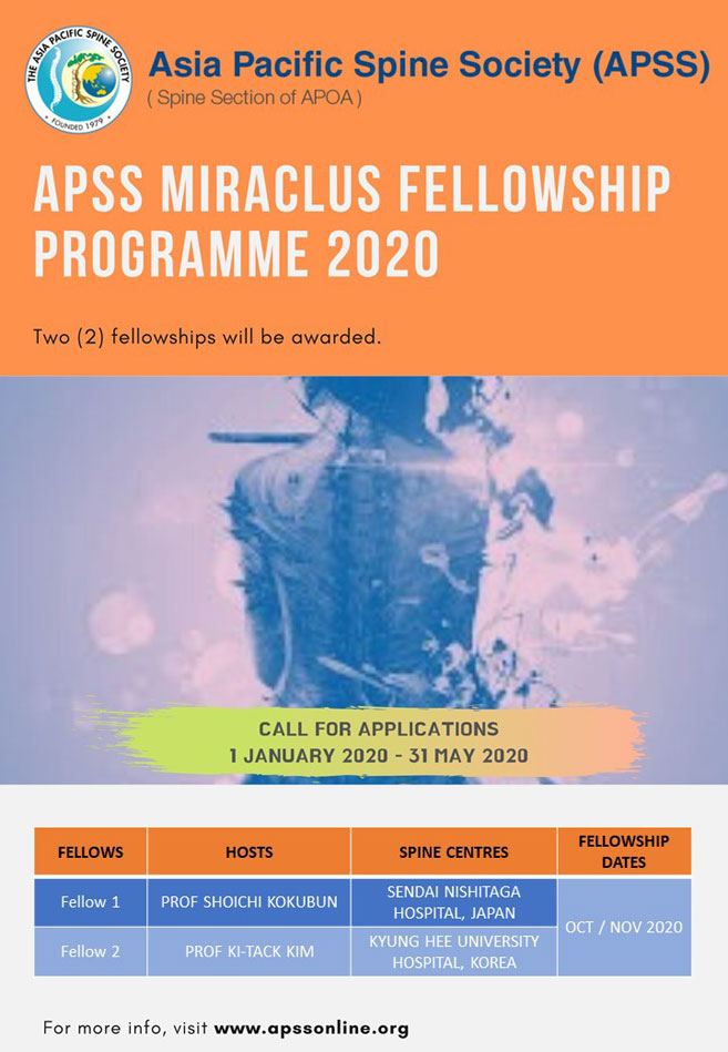 APSS Miraclus Fellowship