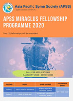 APSS Miraclus Fellowship 2020