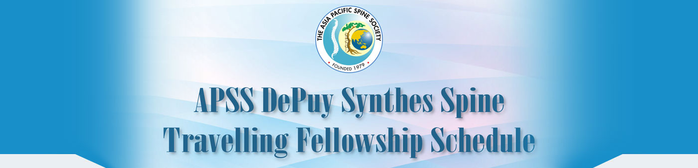 APSS - Travelling Fellowship