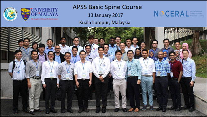 Basic Spine Course - APSS