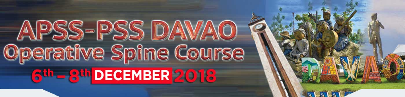 Philippines Spine Operative Course 2018